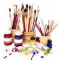 Приналежності для творчості та розвитку