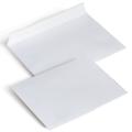 Конверт С5 білий з клейкою стоічкою (4 шт)
