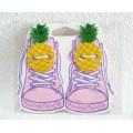 Набір аксесуарів для шнурків Funky laces, Pineapple