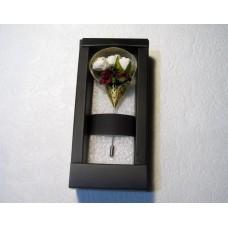 Бутоньєрка з квітами, 11 см, ручна робота
