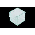 Куб для паперу, зелений
