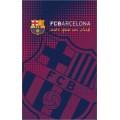 Книжка записна А5 FC Barcelona