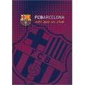 Книжка записна  А6 FC Barcelona