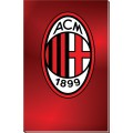 Книжка записна А5 FC Milan